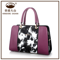 2016 Newest Cheap Lady Fashion Leather Woman Designer China Brand Bulk Wholesale Lady's Handbag Wholesalers Hong Kong for Womens