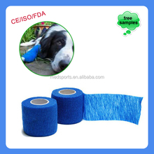 Latex venda cohesiva veterinaria wrap flexibles