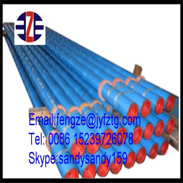 China supplier API spiral drill collar for downhole drilling