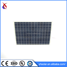 CE/TUV/UL Approval Flexible Solar Panel Poly Solar Cell