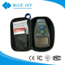 DMD-2G LED Low battery symbol Data Logger wood Range 5%-40% wood moisture tester digital lumber meter