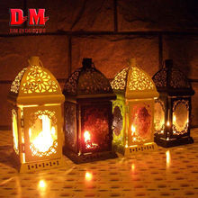 Metal Wholesale Restaurant Brass Hurricane Ramadan Moroccan Lanterns