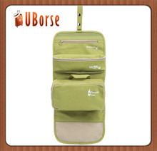 China manufacture Ladies Detachable Hanging Toiletry Bag Washbag