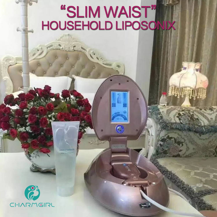Leg body arm fat reduction machine / portable hifu beauty machine