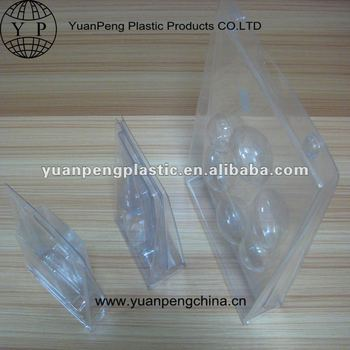 double blister pack ,plastic clamshell packaging,pvc clamshell blister