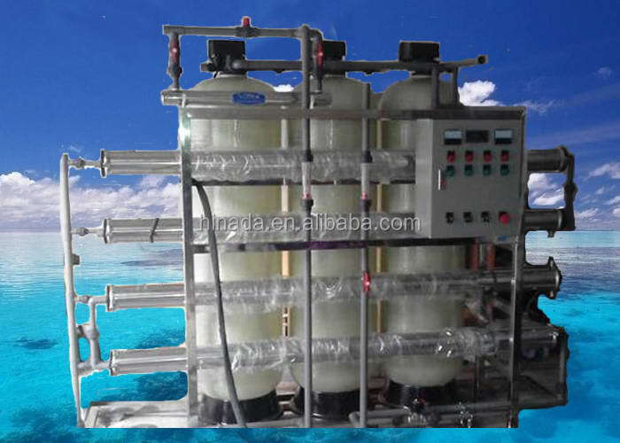 China good supplier High-ranking seawater desalination/ro system