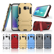 Hot Selling Iron Man Pattern Mobile Phone Case For Samsung S7 Edge Wholesales Iron Man Cell Phone Cover for Samsung S7 Edge