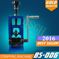 Wire Straightening And Cutting Machine Automatic