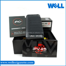 2015 new item iPV3-Li 165-200watt/iPV 4S 120w box mod in stock, hot sale iPV d2 75watt box mod