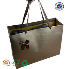 U color Customized biodegradable plastic carrier bags