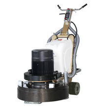 Strong power heavy duty diamond concrete floor grinder stone polishing machine