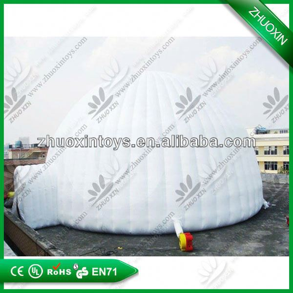 2013 new design advertising inflatable stage tent/pavilion