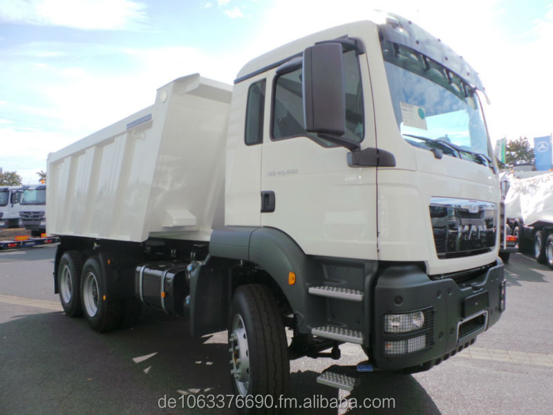 MAN TGS 40.400 6x4 BB-WW Meiller Tipper H3K