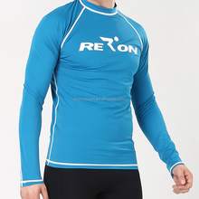 Wholsales Custom Printed Long Sleeves Rash Guard