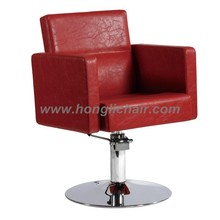 lady beauty barber chair