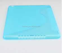 Ultra Slim Soft Silicon TPU Back Protective Cover Case For iPad Air 5