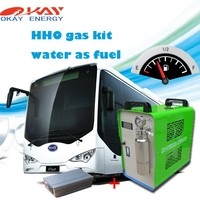 Save fuel with diesel gasoline LPG engines hho hydrogen generator for car