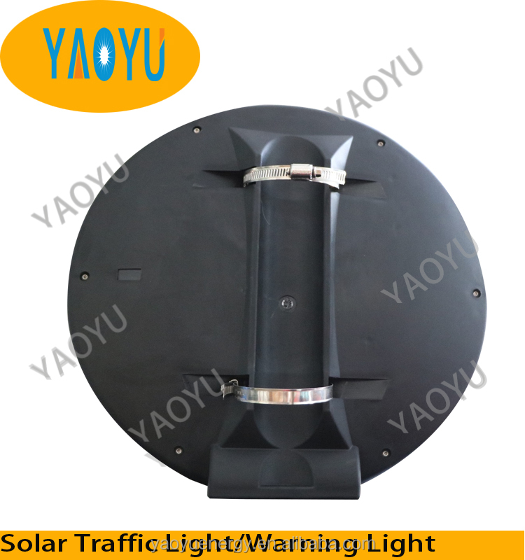 Top Selling Road Safety Traffic Warning Street Light Wholesale LED Solar Flashing Light