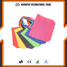 Guangyue Promotion Wholesale Custom Printed Logo 70GSM Blank Ultrasonic Non Woven Tote Bags