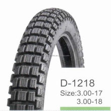Cheap Motorcycle Tyres 3.00-18 Made in China