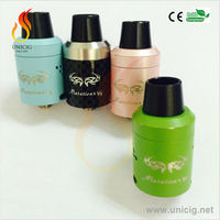 Alibaba express best selling products Mutation x V4 rda atomizer VS hingwong rex dry herb vaporizer