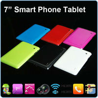 "7"" Super slim smart phone tablet PC Allwinner A13 Cortex A8 1.2GHz android 4.0 capacitive touch screen"