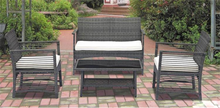 Light weight KD promotional wicker furniture