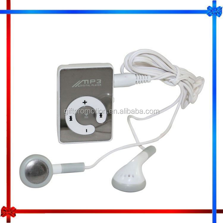 EH038 mini clip mp3 player user manual