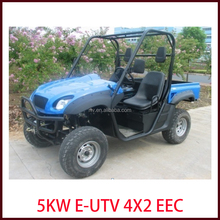 Off road vehicle/Electric utv utility vehicle 2 seats/EEC atv 5 kw electric utv hunting buggy 2 seats