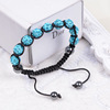 Fashion Disc Beads Charm Accessories Bracelet