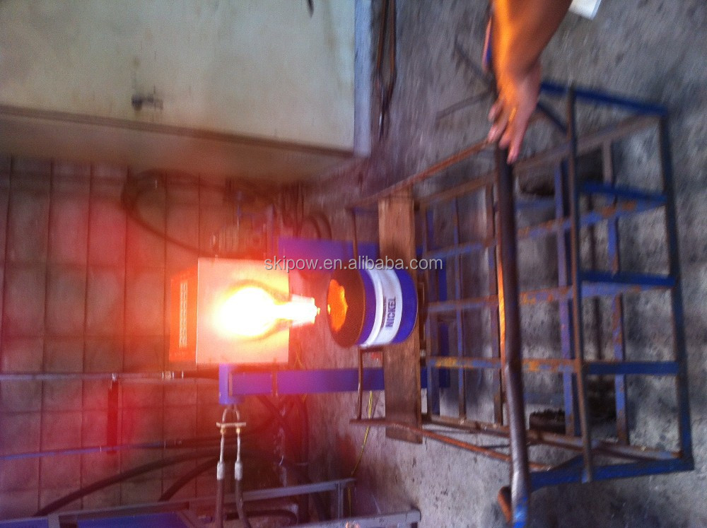 Multi-function Heating Machine melting, forging,welding and hardening.
