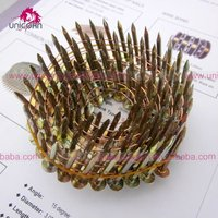 galvanized wire Roofing coil steel nails