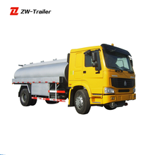 Golden Prince HOWO 266HP 6X4 Water Truck