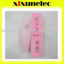 For wii controller silicon skin cover