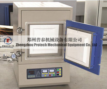 Inert gas heating muffle furnace atmosphere melting electric atmosphere furnace