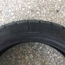 China Cheap Tire Motorcycle Tyre 110/80-14 For Sales