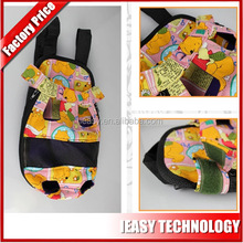 Portable Pet Bag for small medium large pet Wholesale Canvas pet backpack