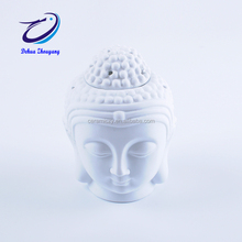 Thai Buddha Head Ceramic Oil Burner