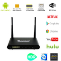 QINTAIX S912 Octa Core 2GB 16GB 3D 4K Kodi Bluetooth 4.0 Android Smart TV Box