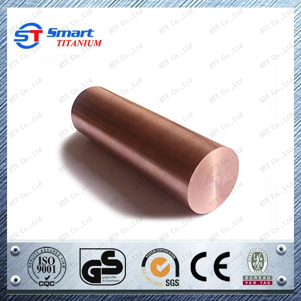 manufacturer copper tungsten alloys 80/20 wcu bar