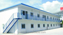 2 layer prefabricated office buildings