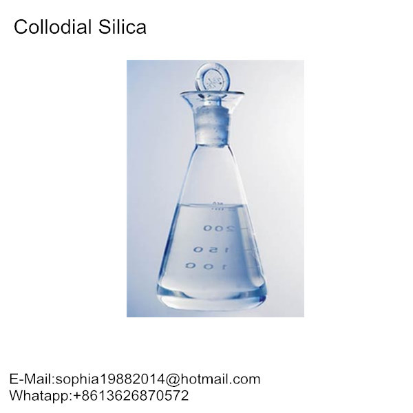 Nano Hydrophobic Colloidal Silica For Fireproof Materials