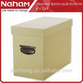NAHAM office organizer Durable house storage File Box With Lid