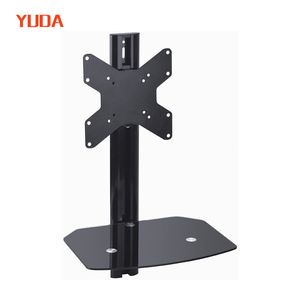 Multifunctional tv wall mount with DVD bracket