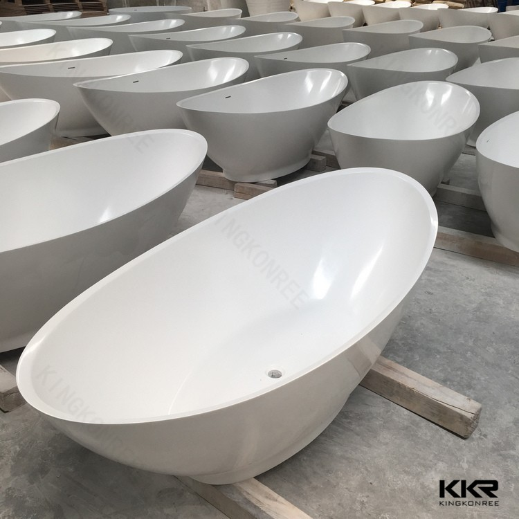 Chinese Factory One Person Bathroom Furinture Bathtub