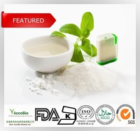 Natural Sweetener Stevia extract powder, rebaudiana , steviosides 80-99%