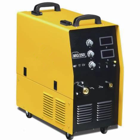 Delixi IGBT MIG/MAG Inverter Mig250 Co2 Gas Shield Welding Machine