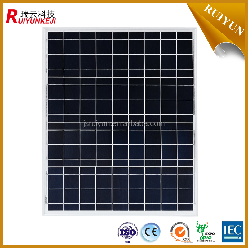 Most popular High efficiency 100w solar panel