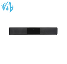 China New product wireless bluetooth speaker mini soundbar with FM radio TF card and USB Function
