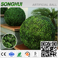 Songhui large outfoor artificial palm trees for garden decoration